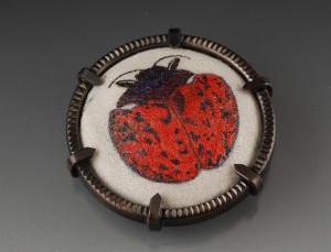 Red Beetle Brooch_small