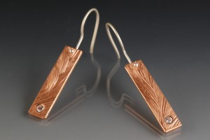 engraved earrings 3